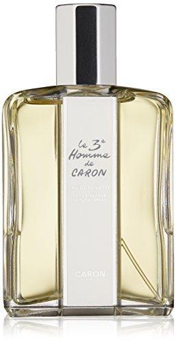 Le 3e Homme de Caron 3rd Man 125ml/4.2oz Eau De Toilette Cologne Spray forの1枚目の写真