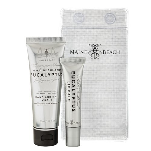 MAINE BEACH / マインビーチ ユーカリ エッセンシャル デュオ パック ミニギフトパックの1枚目の写真