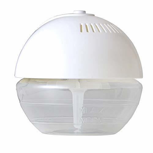 空気洗浄機 アロマ 加湿器 大容量 ディフューザー 7色変化 リラックス 癒し お家 オフィス 12畳-18畳 ホワイトの1枚目の写真