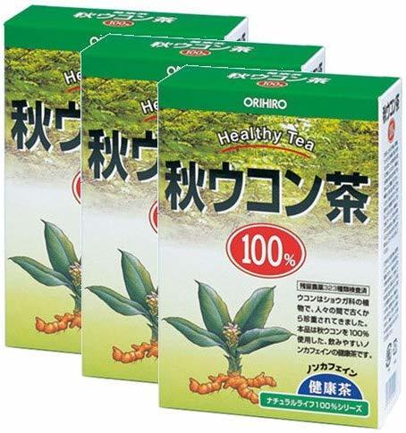 NLティー100% 秋ウコン茶の1枚目の写真