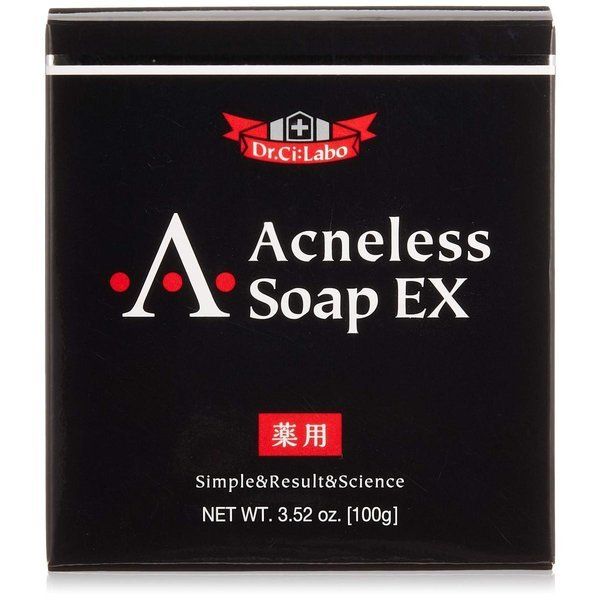 薬用アクネレスソープEXの1枚目の写真