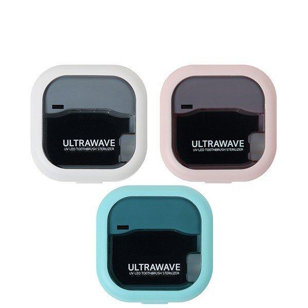充電式 歯ブラシ除菌キャップ MEDIK ULTRAWAVEの1枚目の写真