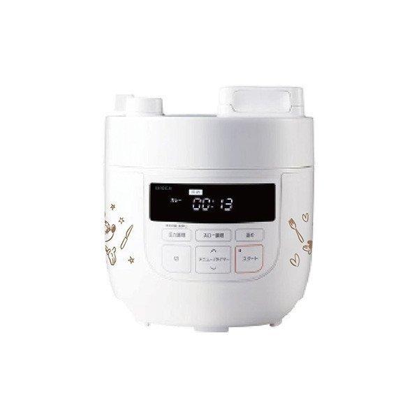 シロカ ディズニー電気圧力鍋 SP-D131-Wの1枚目の写真