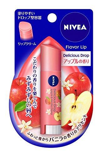 ニベア フレーバーリップ アップルの香り 3.5gの1枚目の写真