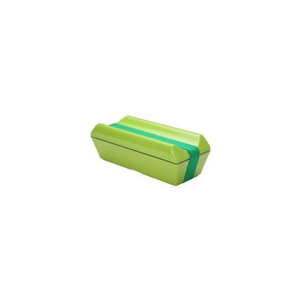 GEL-COOL 保冷剤一体型ランチボックス fitシリーズ PECO グリーン / GEL-COOLの1枚目の写真