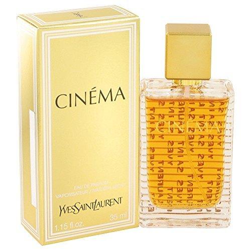 イヴサンローラン YVES SAINT LAURENT シネマ EDP・SP 35ml 香水 フレグランス CINEMAの1枚目の写真