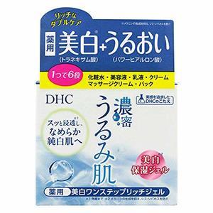 DHC濃密うるみ肌 薬用美白ワンステップリッチジェル(医薬部外品)の1枚目の写真