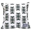 FABRICK ABAKE - Artist and Mirror 1 SUQUARE CUSHION COVER+PILLOWの1枚目の写真