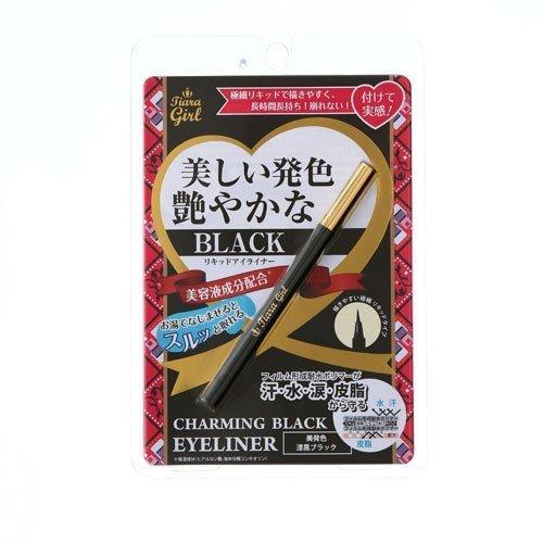 ナヴィス ティアラガール チャーミングブラックアイライナー 1本の1枚目の写真