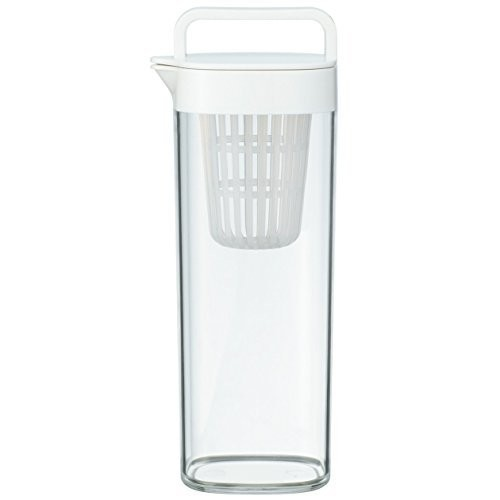 無印良品 アクリル冷水筒・ドアポケットタイプ 冷水専用約1Lの1枚目の写真