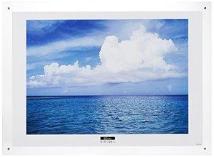 ナカバヤシ アクリル製ピクチャーフレーム「壁掛けタイプ」(B2判プリント用/クリアー) フ‐ACH‐B2の1枚目の写真