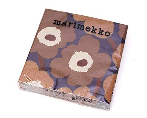 マリメッコ marimekko Unikot ランチナプキン 33X33cmペーパーナプキン紙ナプキン 内祝い お返し 誕生日 誕生日プレゼント 贈の1枚目の写真
