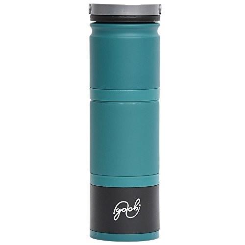 Aqua)真空断熱4WAYボトル『Golchi』/洗いやすいセパレート設計・飲みやすい広い飲み口/マグボトル/保温・保冷/ギフト・の1枚目の写真
