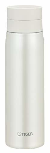 タイガー ステンレスミニボトル 0.5L クリームホワイト MCY-A050WMの1枚目の写真