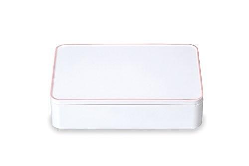 正和 SHOKADO LUNCH BOX ピンク 42-72140-7の1枚目の写真