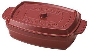 ココポット レクタングル ランチボックス 600ml弁当箱 1段 1段式 中仕切1本付き パッキン式 鍋型 おしゃれ COCOPOT インスタ映えの1枚目の写真