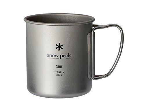 チタンシングルマグ300 snowpeakの1枚目の写真