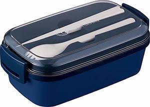 弁当箱 ブルー 580ml ランタスCS CS-580 アスベルの1枚目の写真