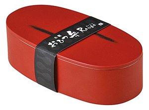ヤマコー おひつ弁当箱 ルージュ 89357の1枚目の写真