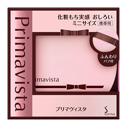 プリマヴィスタ 化粧もち実感 おしろい ミニ 4.8gの1枚目の写真
