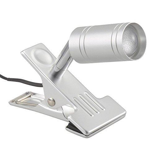 オーム電機 OHM LEDクリップライト 電球色 LTL-C6L-Sの1枚目の写真