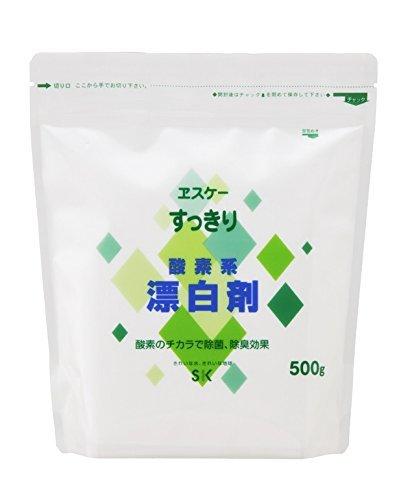 エスケー石鹸 すっきり漂白剤 500Gの1枚目の写真