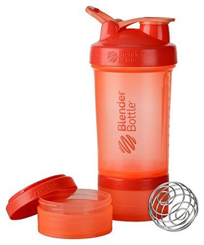 BlenderBottle/ブレンダーボトル 『Blender Bottle ProStack 22オンス(650ml) 』プロスタックBBPSE22 FCCOR フルカラーコーラルの1枚目の写真