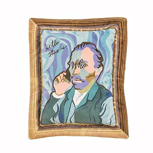アート クッション ゴッホ 43201-03の1枚目の写真