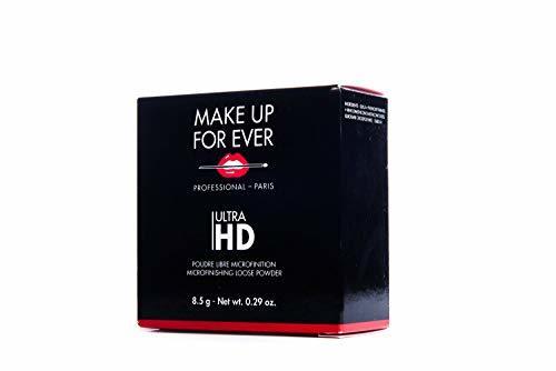 メイクアップフォーエバー ウルトラ HD ルースパウダー #01 TRANSLUCENT  8.5gの1枚目の写真