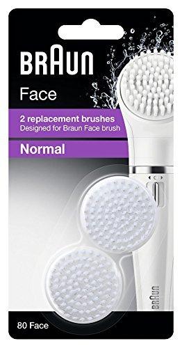 BRAUN ブラウン フェイス洗顔ブラシ 毛穴スッキリ洗顔用 80 Faceの1枚目の写真