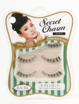 つけまつげ モアエレガント 青木英李プロデュース SecretCharm シークレットチャームの1枚目の写真