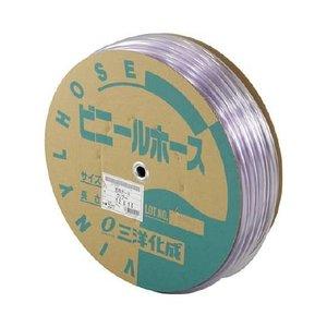 三洋化成 透明ホース12×15 50mドラム巻 TM-1215D50Tの1枚目の写真
