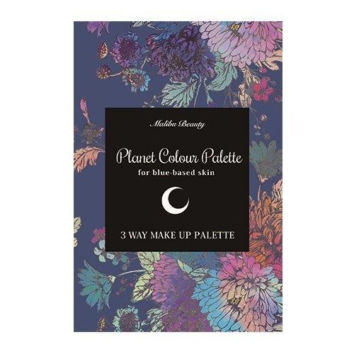 マリブビューティー Malibu Beauty プラネットカラーパレット MBPL-01 アイブロウ・チーク・アイシャドウの1枚目の写真