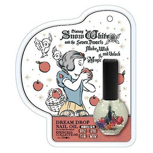 キューティクルオイル ドリームドロップネイルオイル プリンセスコレクション 白雪姫 -リンゴの香り- DN04752の1枚目の写真