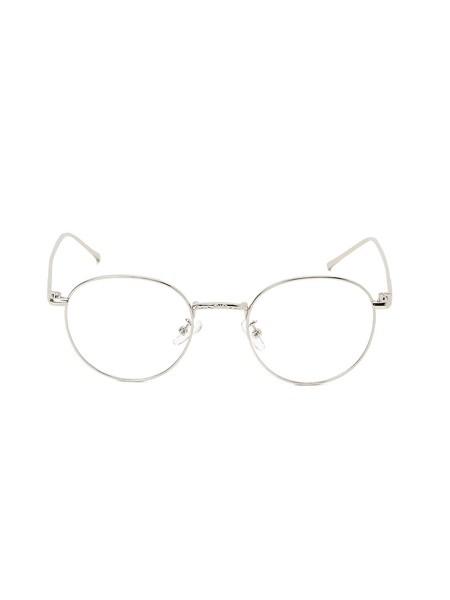 BEAMS BOY / 細フレーム クリア メガネの1枚目の写真