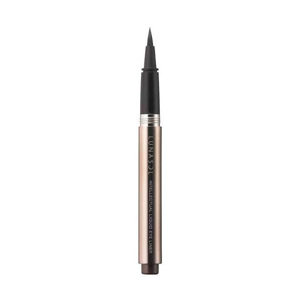 インテレクチュアルリクイドアイライナーN レフィル 01 Brownish Black 0.55mLの1枚目の写真