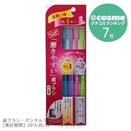 磨きやすい歯ブラシの1枚目の写真