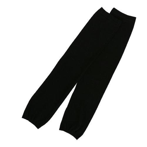 コクーンフィット シルクアームカバー CO-0364-07 ブラックの1枚目の写真