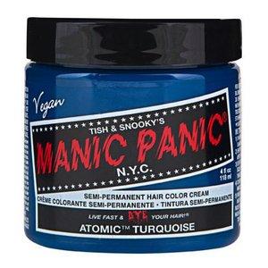 マニックパニック カラークリーム アトミックターコイズ 118mlの1枚目の写真
