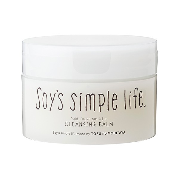 Soy's simple life 生豆乳クレンジングバームの1枚目の写真
