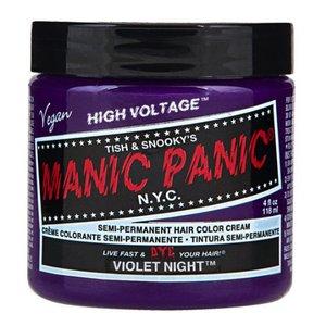 マニックパニック ヘアカラー ヴァイオレットナイト 118mlの1枚目の写真