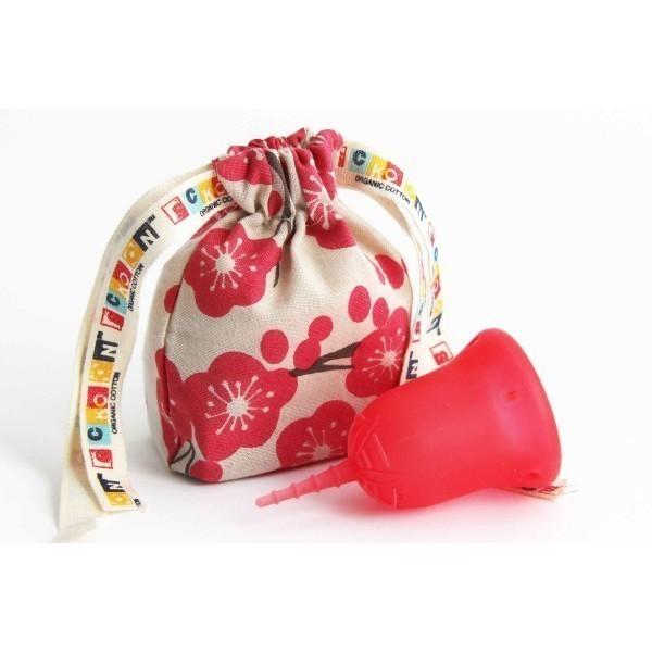 スクーンカップウェルネス 赤色 サイズ2ラージの1枚目の写真