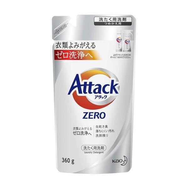 アタック ZERO 詰替え 360gの1枚目の写真