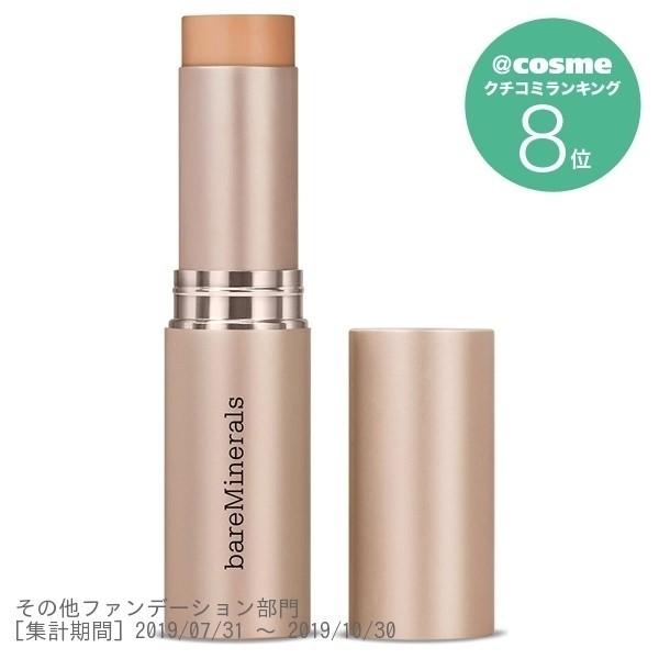 CR ハイドレイティング ファンデーション スティック SPF25 PA+++ ピンクオークル系の健康的な肌色 10g みずみずしい潤い感 無香料の1枚目の写真