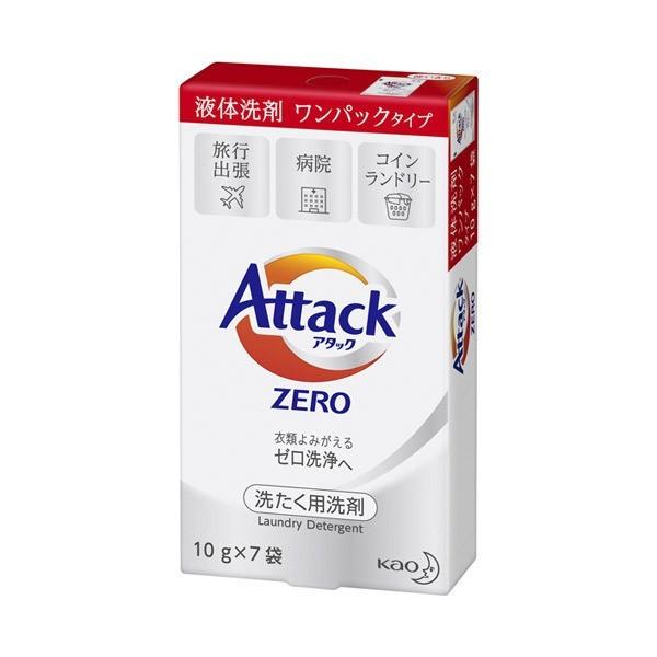 アタック ZERO 本体ワンパック 70g リーフィブリーズの香りの1枚目の写真