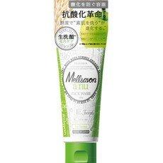 Mellsavon/メルサボンアニュ フェイスウォッシュ モイスチャー ディープオフ 洗顔料の1枚目の写真