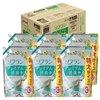 プレミアム消臭プラス 柔軟剤 フルーティグリーンアロマの香り 詰替1440ml×6個