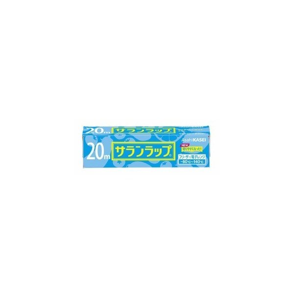 旭化成 サランラップ 家庭用 15cm×20m サランラップ15X20の1枚目の写真