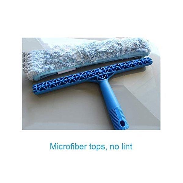 ガラス クリーニング マイクロファイバー散水装置ガラスクリーニングツールウィンドウクリーナーブラシガラスクリーナー SHANCL (Size :の1枚目の写真